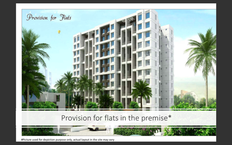 Provision for Flats