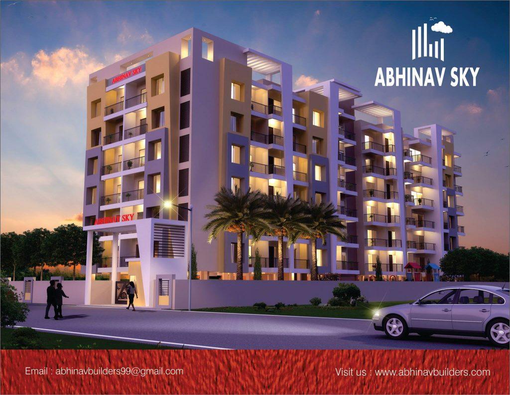 Abhinav Sky and Raipur City